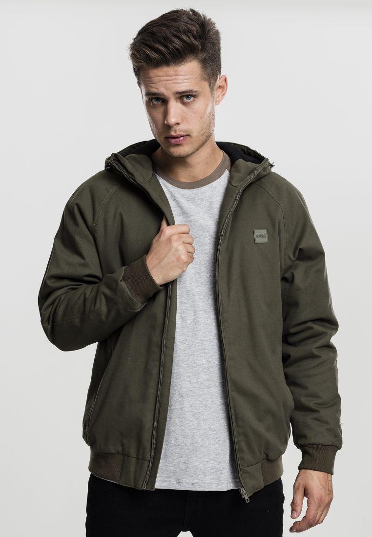 Hooded Cotton Zip Jacket - TAKIT - TTUTB1805 - 1