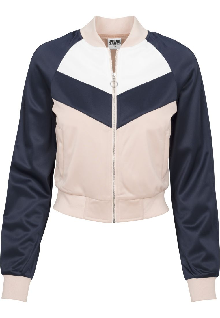 Ladies Short Raglan Track Jacket - TAKIT - TTUTB1856 - 1