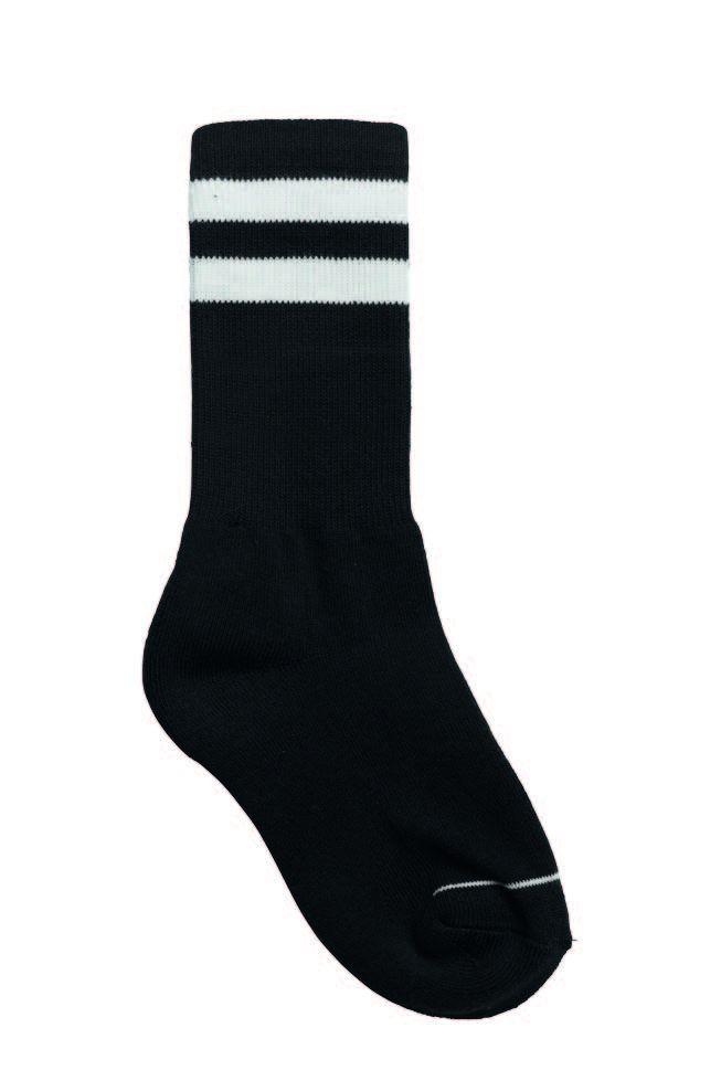 2-Tone College Socks 2-Pack - ASUSTEET - TTUTB1882 - 1