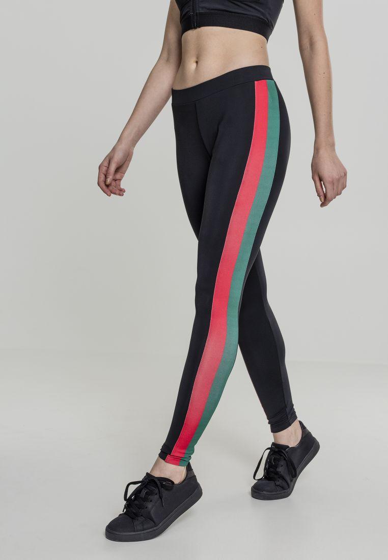 Ladies Side Stripe Leggings