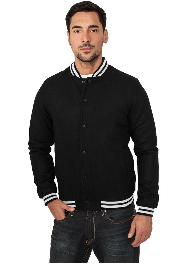 Wool College Jacket