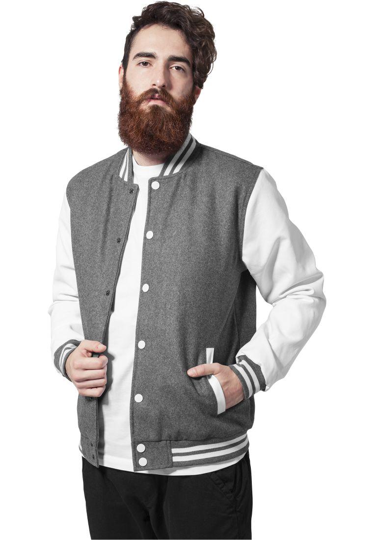 Oldschool College Jacket - COLLEGE TAKIT - TTUTB201 - 1