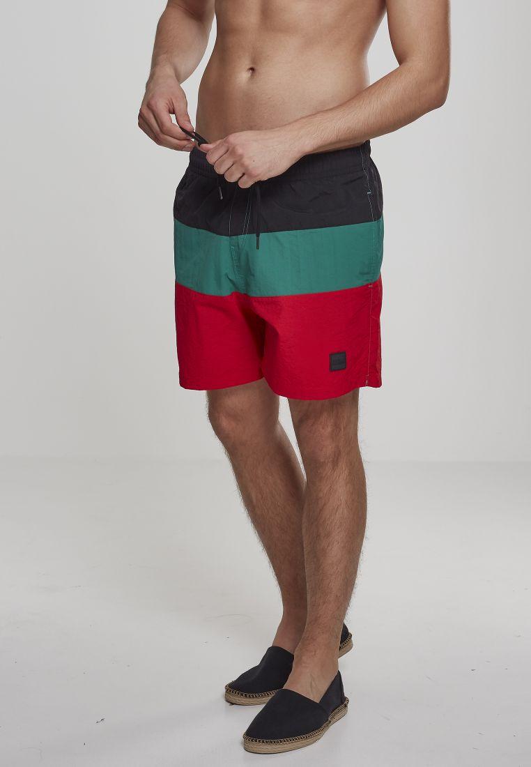 Color Block Swimshorts - TILAUSTUOTTEET - TTUTB2051 - 1