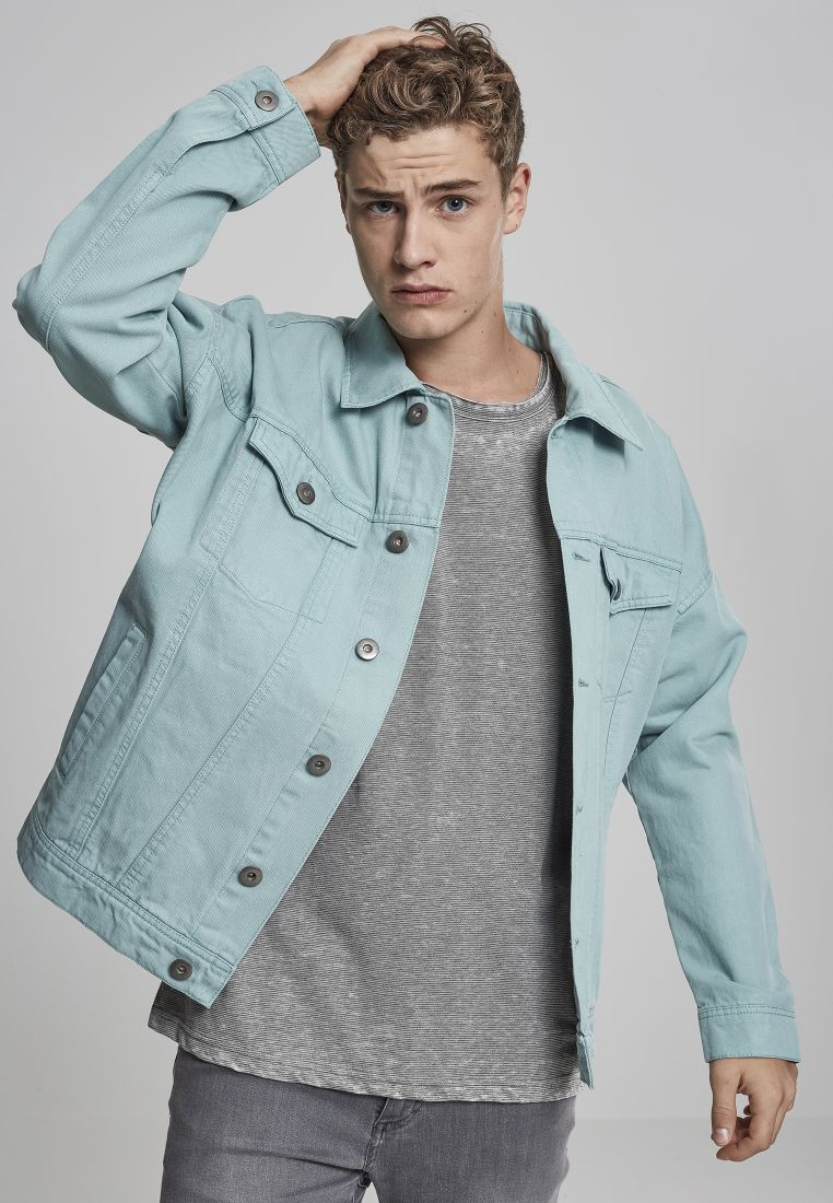 Oversize Garment Dye Jacket