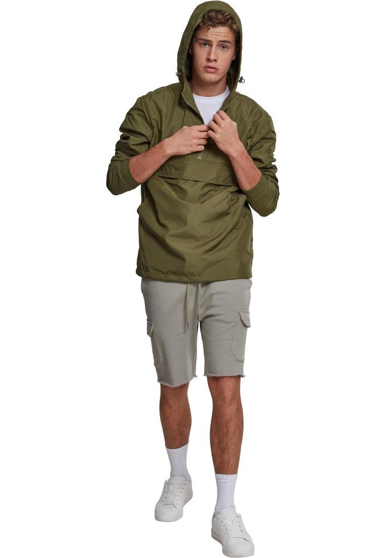 Basic Pull Over Jacket - TAKIT - TTUTB2100 - 1