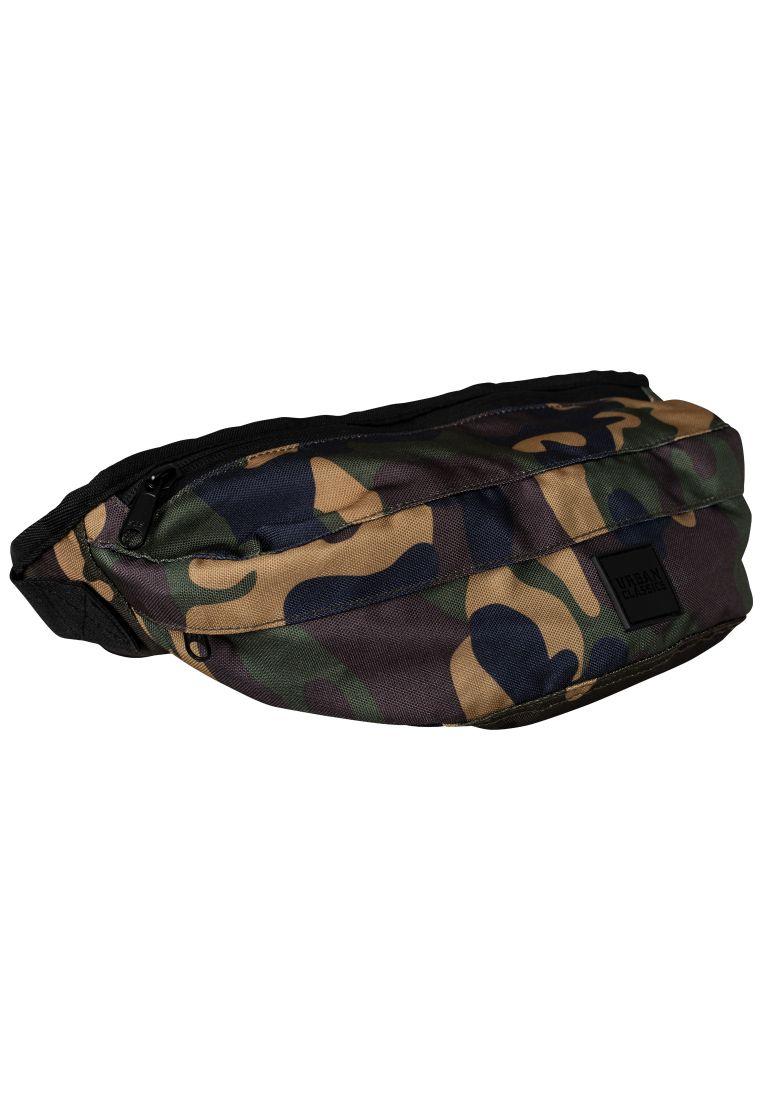 Camo Shoulder Bag - LAUKUT, LOMPAKOT JA VYÖT - TTUTB2140 - 1