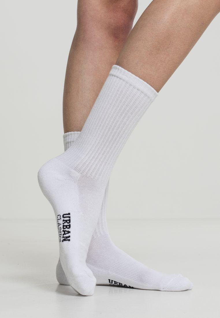 Logo Sport Socks 3-Pack - ALUSASUT JA SUKAT - TTUTB2158 - 1