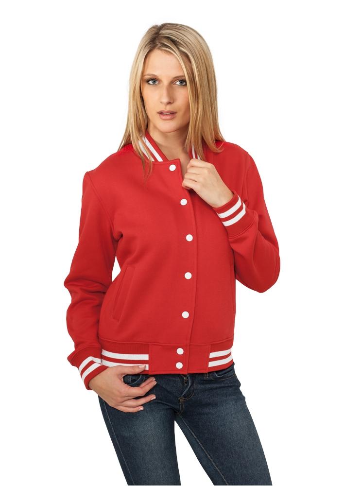 Ladies College Sweatjacket