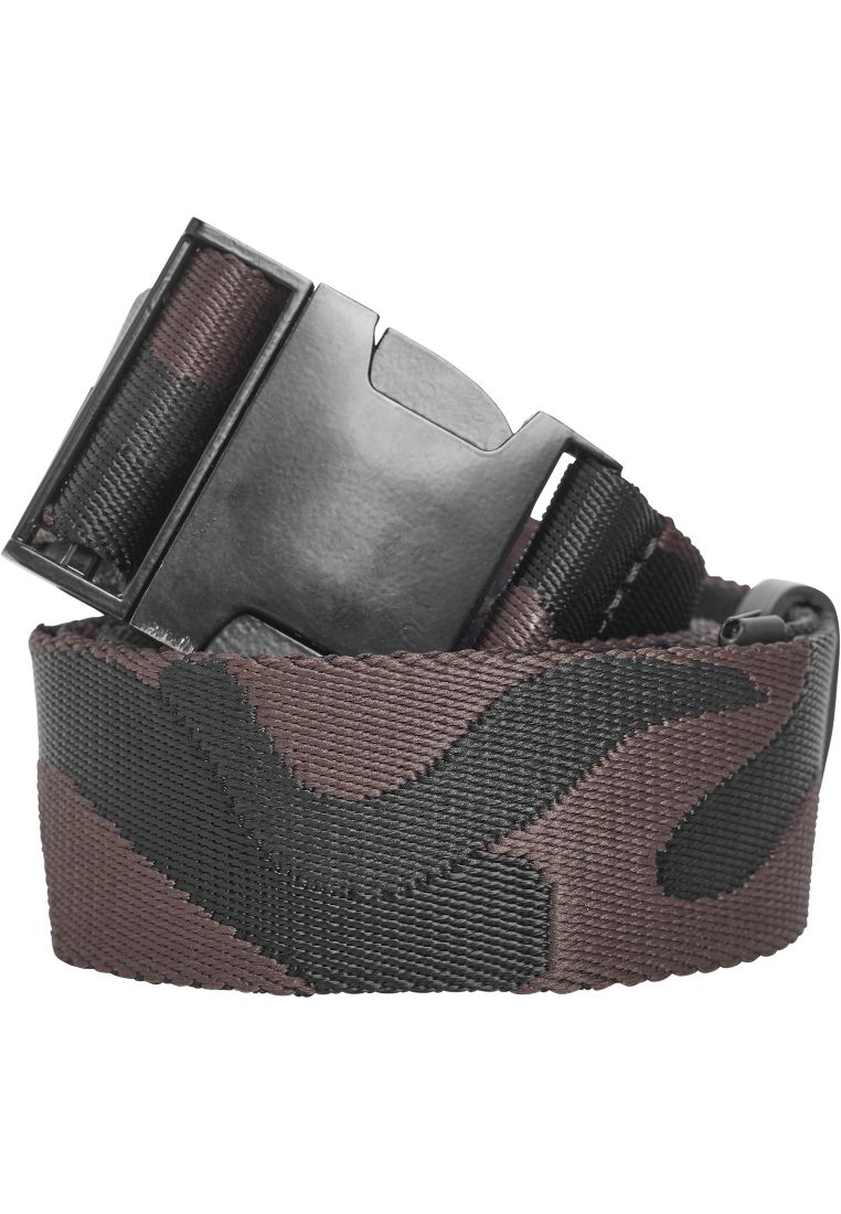 Jaquard Camo Belt