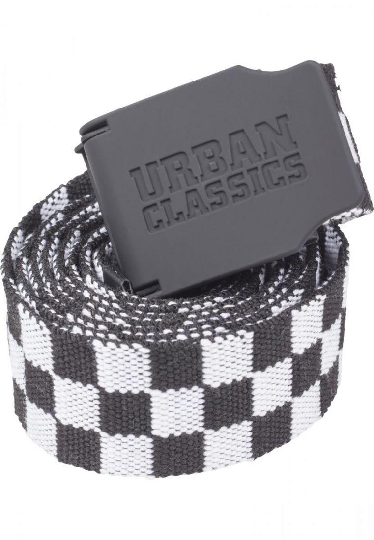 UC Canvas Belt Checkerboard 150cm - LAUKUT, LOMPAKOT JA VYÖT - TTUTB2248 - 1