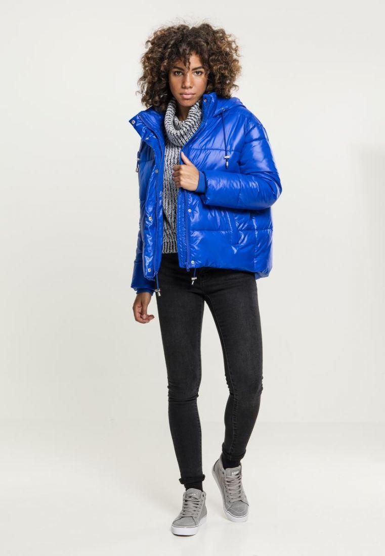 Ladies Vanish Puffer Jacket - TALVITAKIT - TTUTB2378 - 43