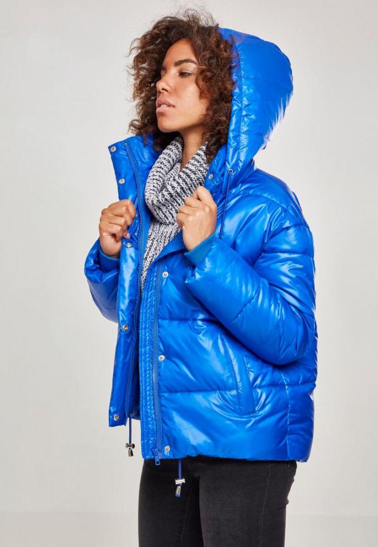 Ladies Vanish Puffer Jacket - TALVITAKIT - TTUTB2378 - 32