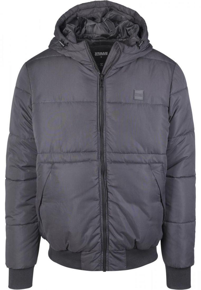 Hooded Peach Puffer Jacket - TILAUSTUOTTEET - TTUTB2427 - 1