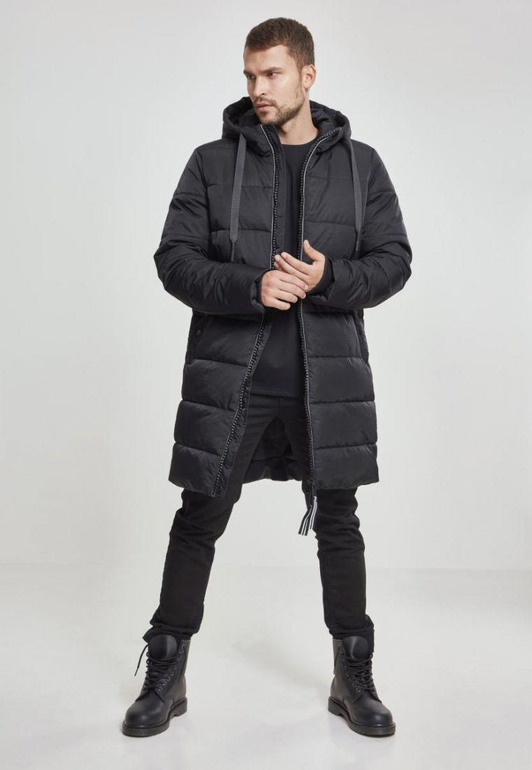 Hooded Puffer Coat - TALVITAKIT - TTUTB2429 - 1