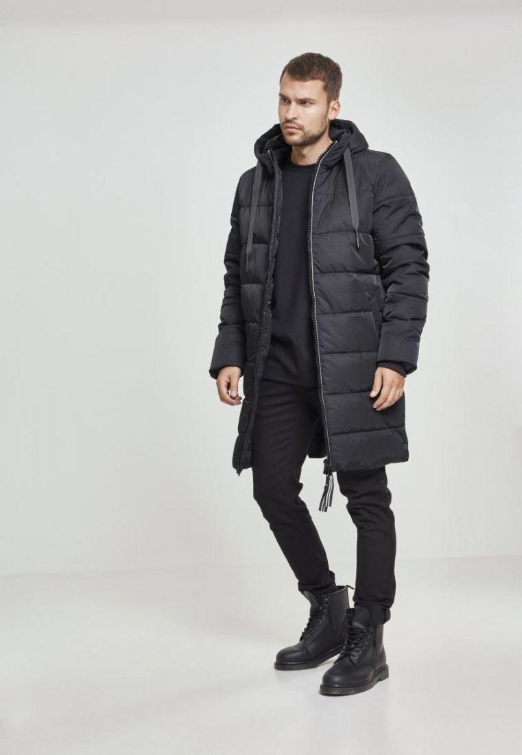 Hooded Puffer Coat - TALVITAKIT - TTUTB2429 - 24