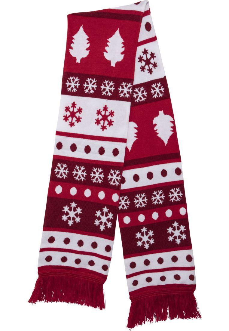 Christmas Scarf Dots - TILAUSTUOTTEET - TTUTB2443 - 1