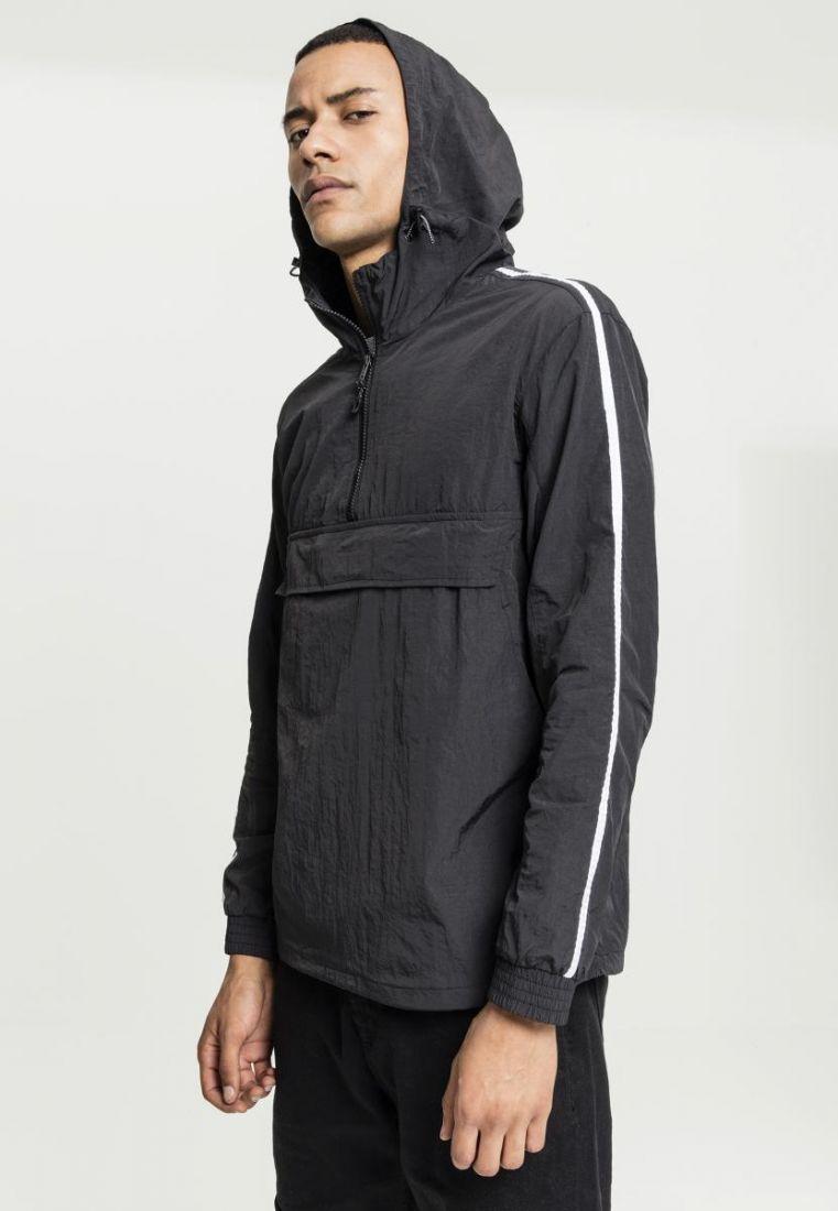 Crinkle Nylon Pull Over Jacket - TAKIT - TTUTB2536 - 1