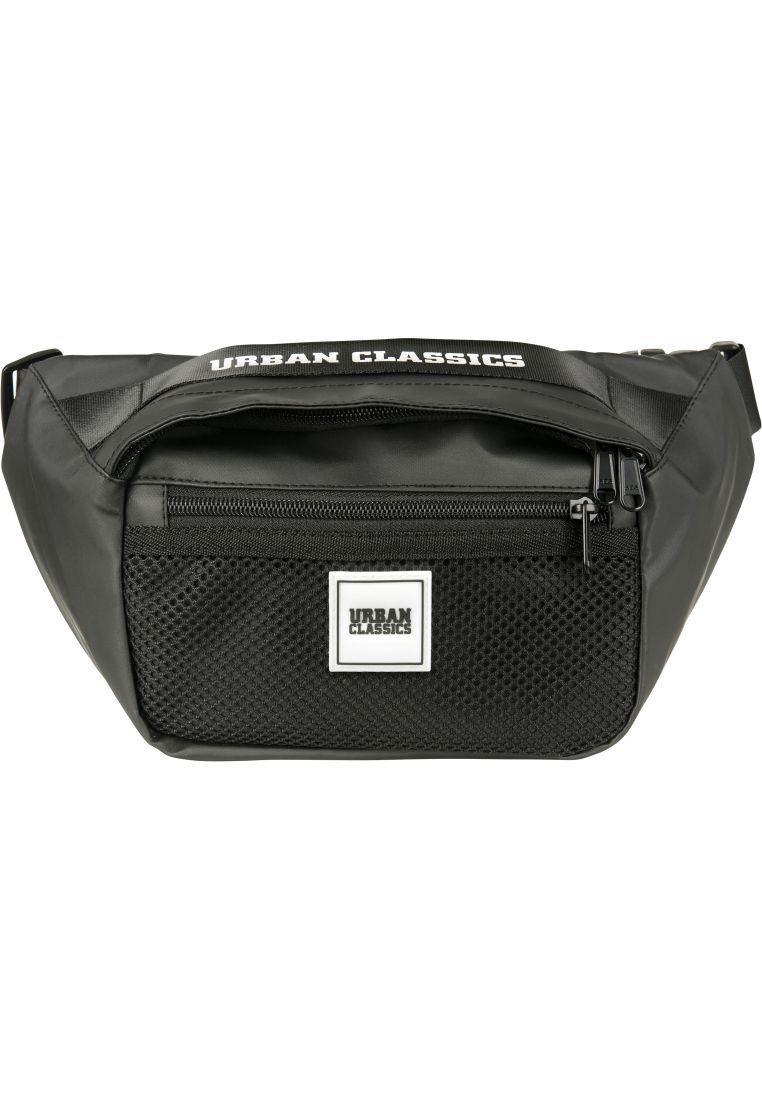 Coated Shoulder Bag