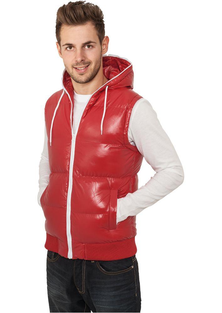 Hooded Bubble Vest - LIIVIT - TTUTB332 - 1