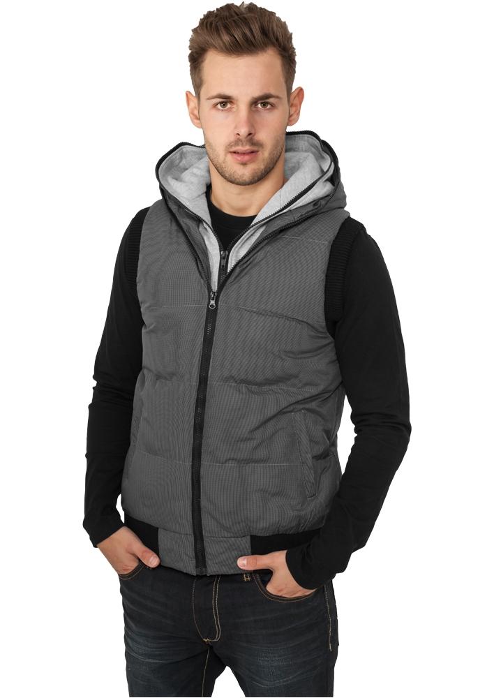Double Hooded Vest - LIIVIT - TTUTB334 - 1