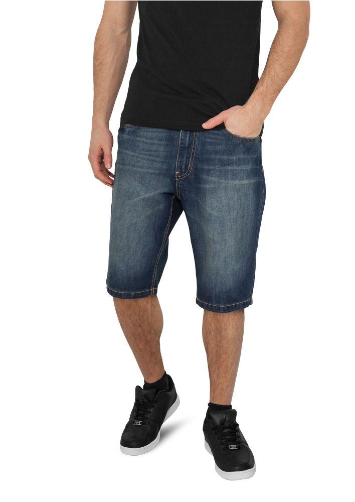 Loose Fit Jeans Shorts - TILAUSTUOTTEET - TTUTB378 - 1