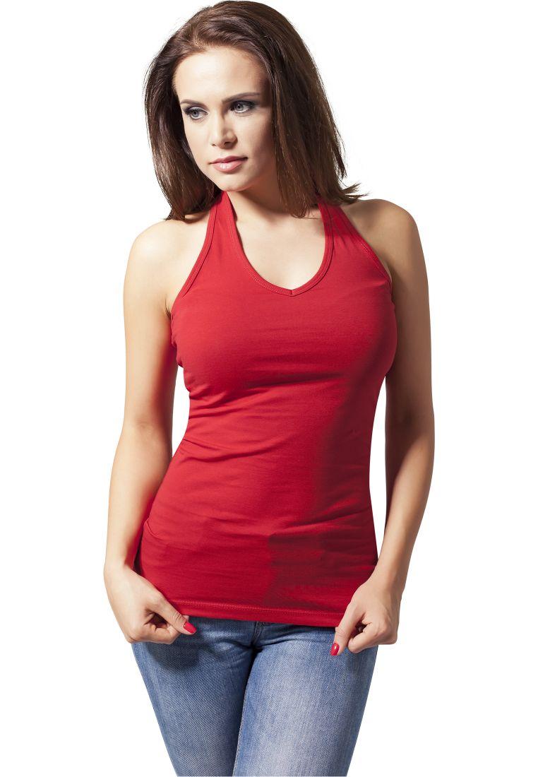 Ladies Neckholder Shirt