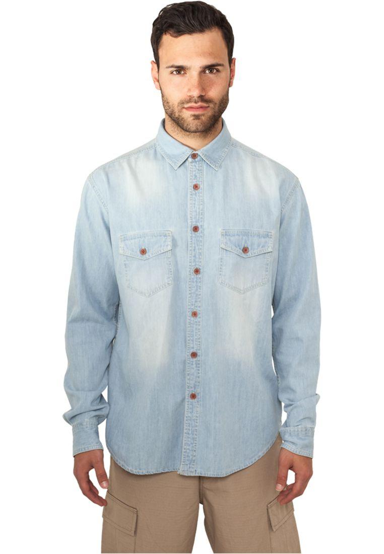 Denim Shirt - KAULUSPAIDAT - TTUTB409 - 1
