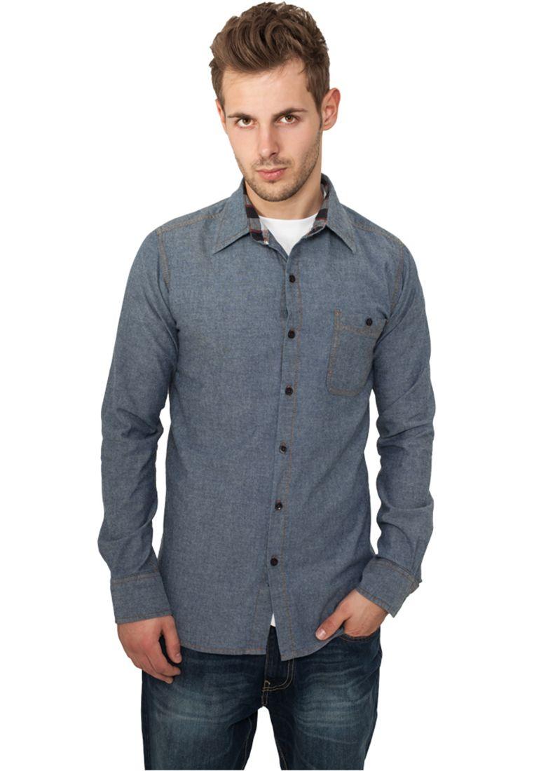 Chambray Shirt - KAULUSPAIDAT - TTUTB410 - 1