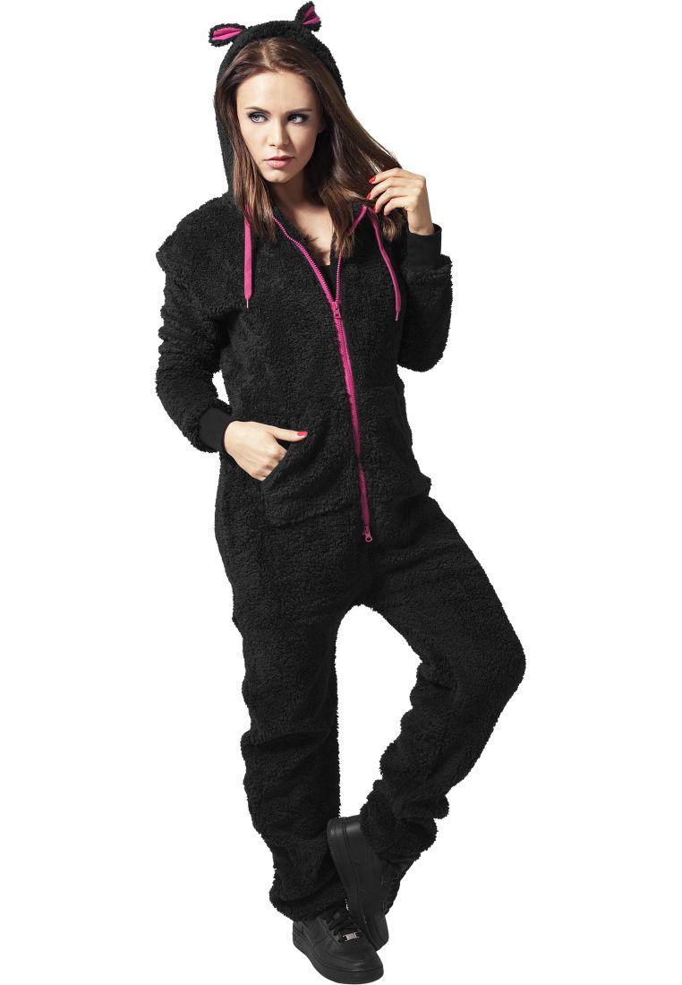 Ladies Teddy Jumpsuit