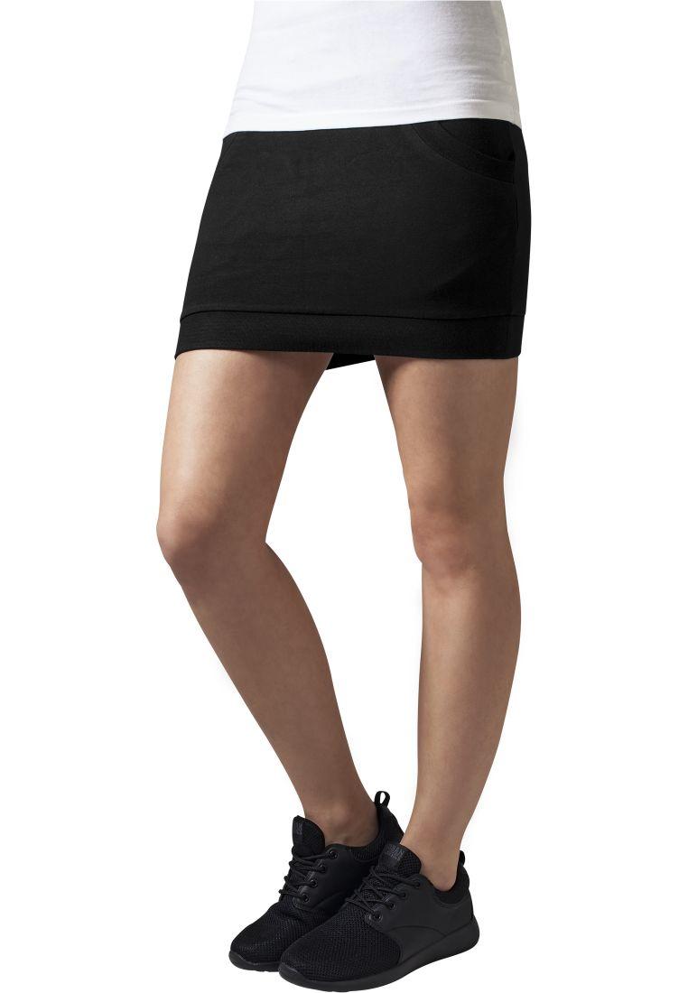 Ladies French Terry Skirt - HAMEET, SHORTSIT, MEKOT - TTUTB466 - 1