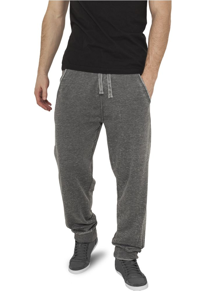 Burnout Sweatpants - COLLEGE HOUSUT - TTUTB476 - 1