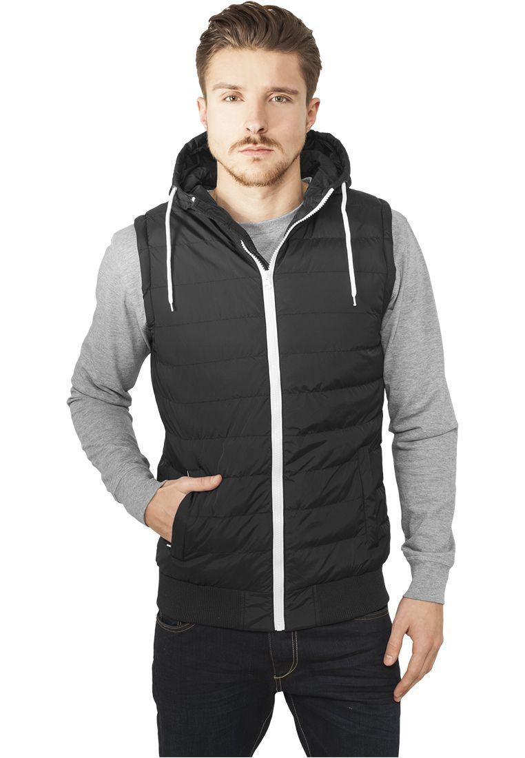 Small Bubble Hooded Vest - LIIVIT - TTUTB510 - 1