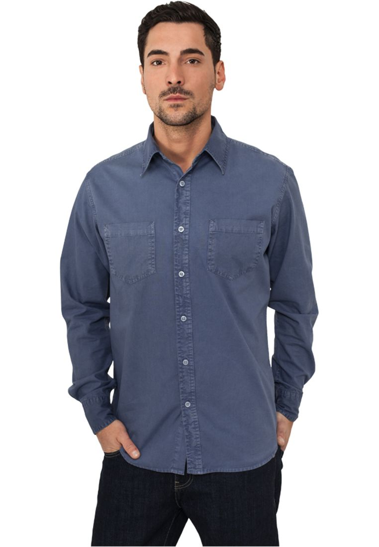 Pigment Dye Shirt - KAULUSPAIDAT - TTUTB511 - 1