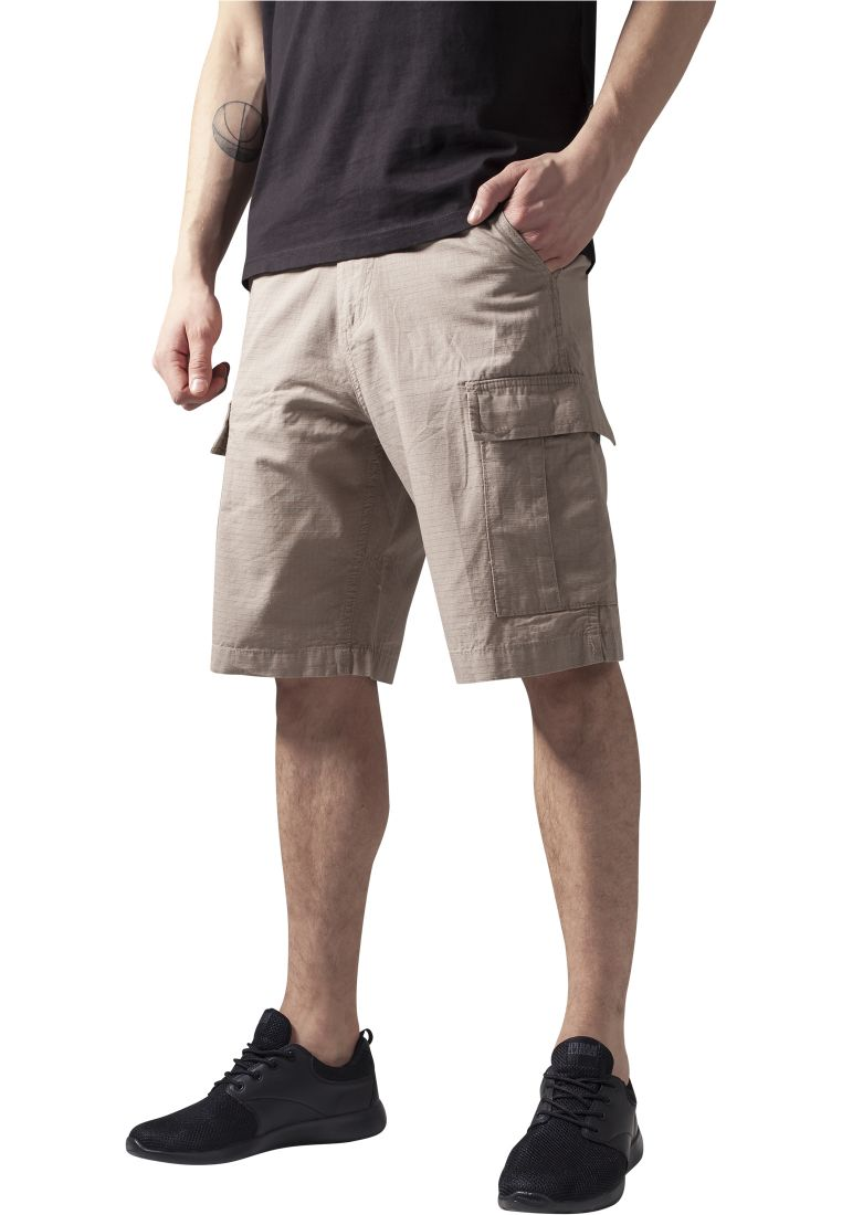 Camouflage Cargo Shorts - HOUSUT - TTUTB517 - 1