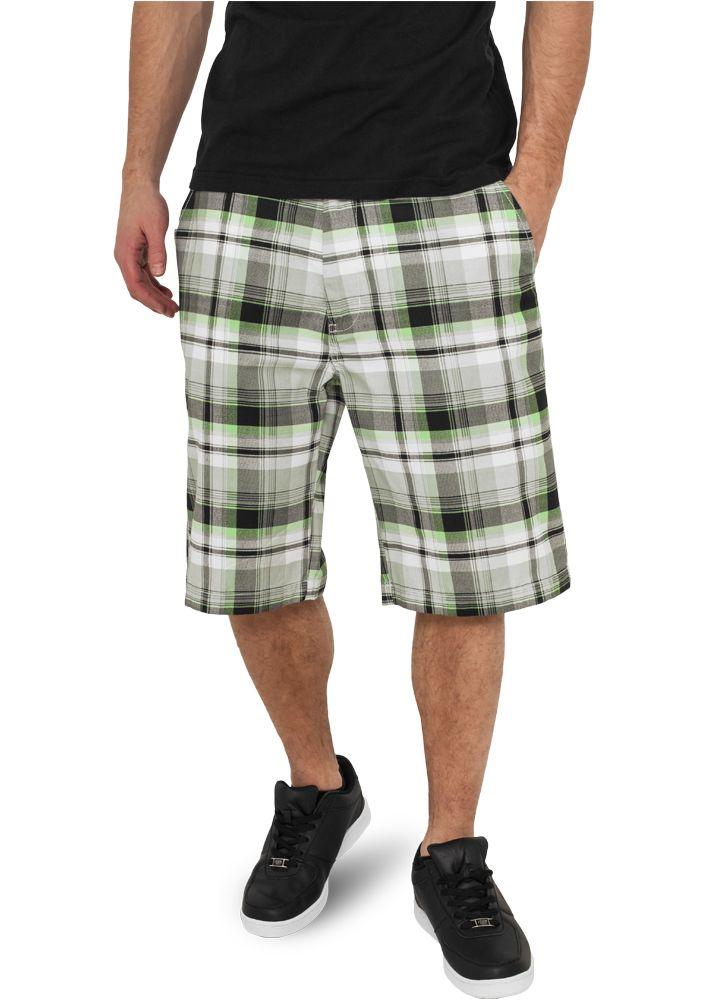 Big Checked Shorts - SHORTSIT - TTUTB518 - 1