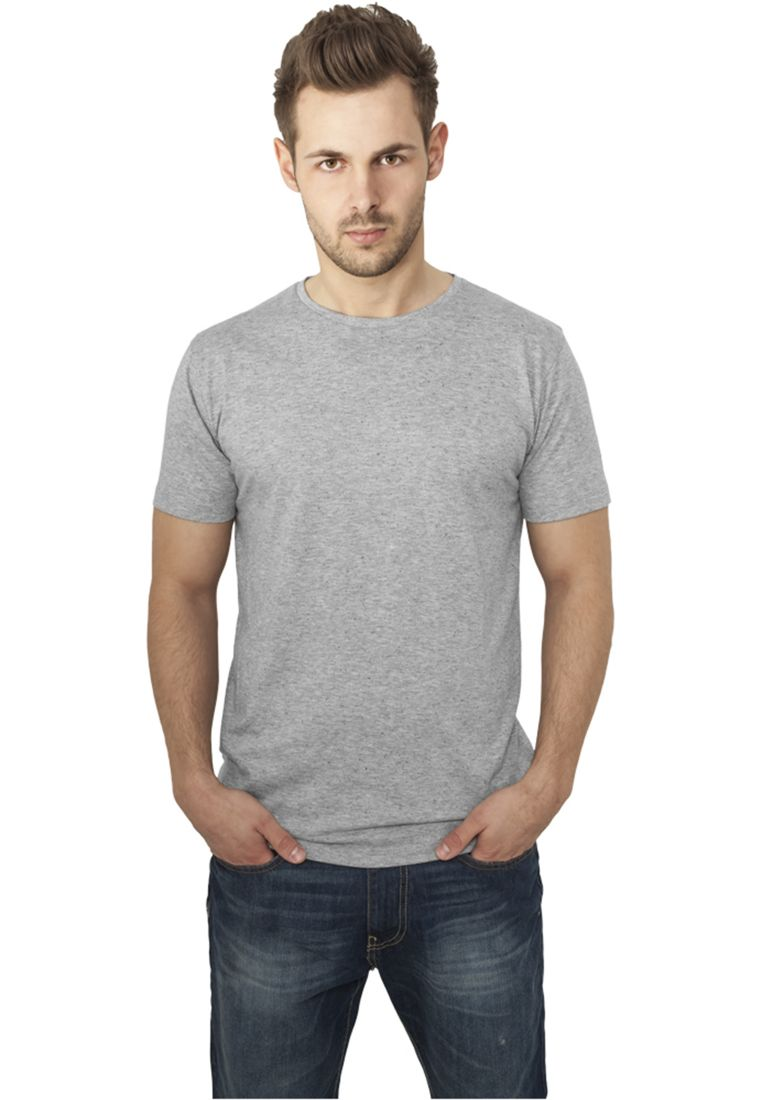 Melange Naps T-Shirt - T-PAIDAT - TTUTB527 - 1
