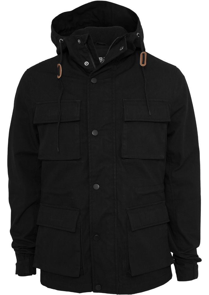 Chambray Lined Jacket