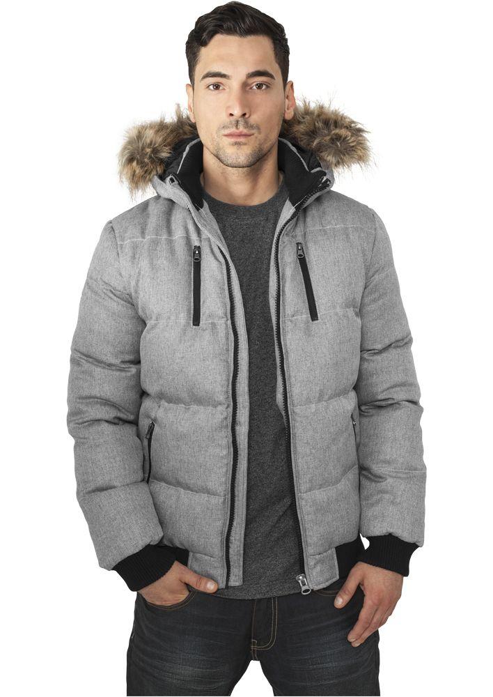 Melange Expedition Jacket
