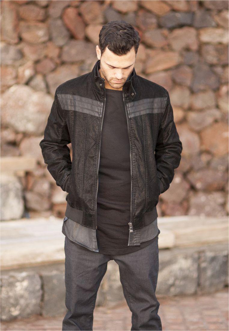 Suede Imitation Jacket - TAKIT - TTUTB676 - 1