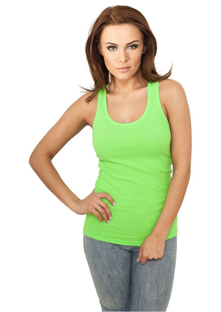 Ladies Neon Tanktop - T-PAIDAT - TTUTB695 - 1