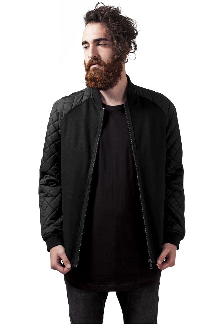 Diamond Nylon Wool Jacket - TAKIT - TTUTB858 - 1
