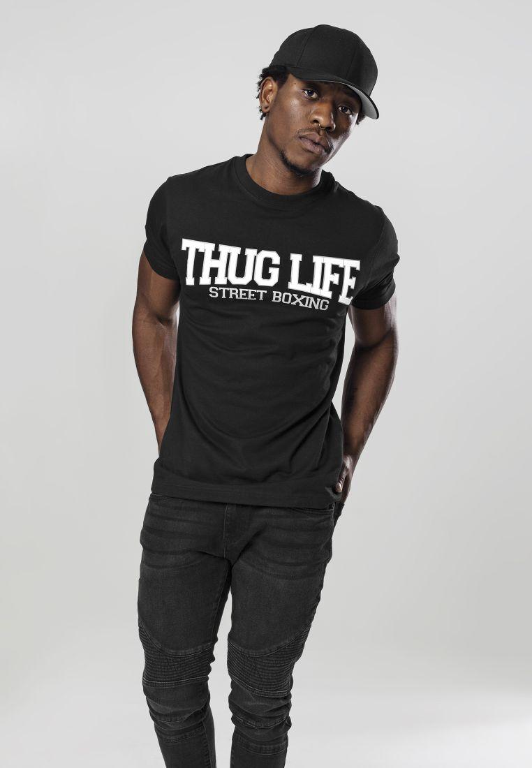 Thug Life Street Boxing Tee - T-PAIDAT - TTUTL001 - 1
