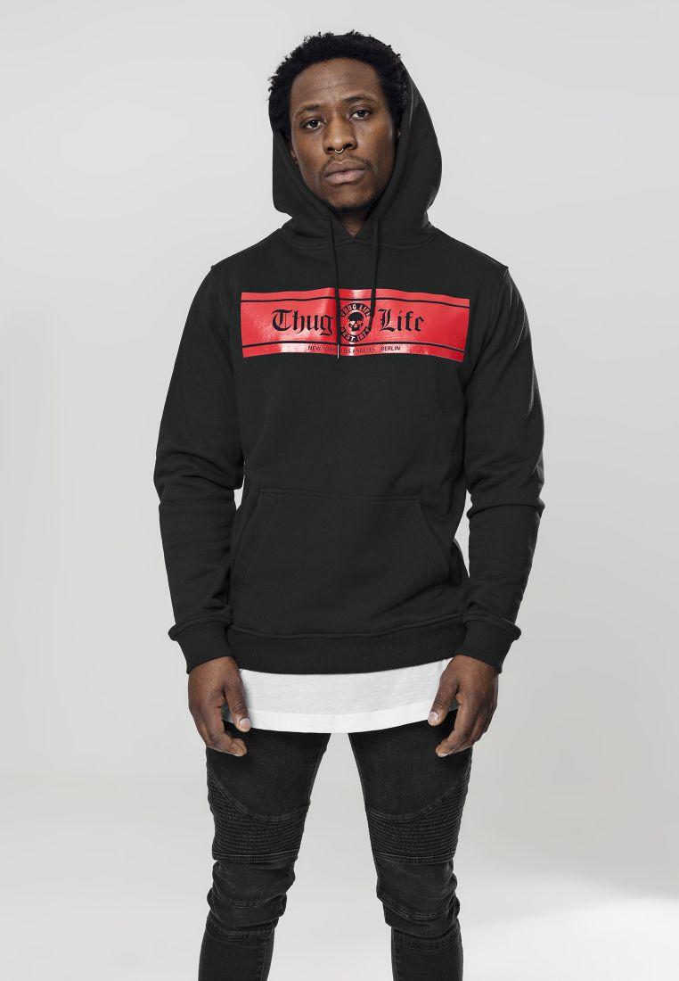 Thug Life Box Logo Hoody