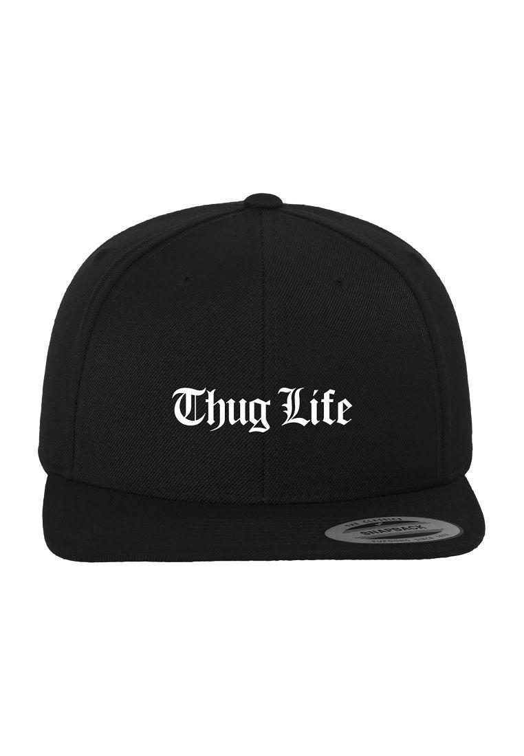 Thug Life Old English Snapback - LIPPIKSET, HATUT JA PIPOT - TTUTL015 - 1