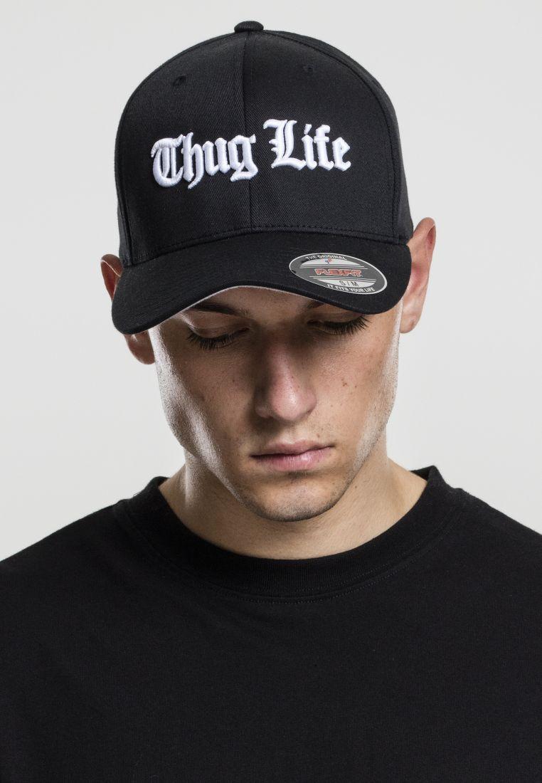 Thug Life Old English Flexfit - LIPPIKSET, HATUT JA PIPOT - TTUTL016 - 1