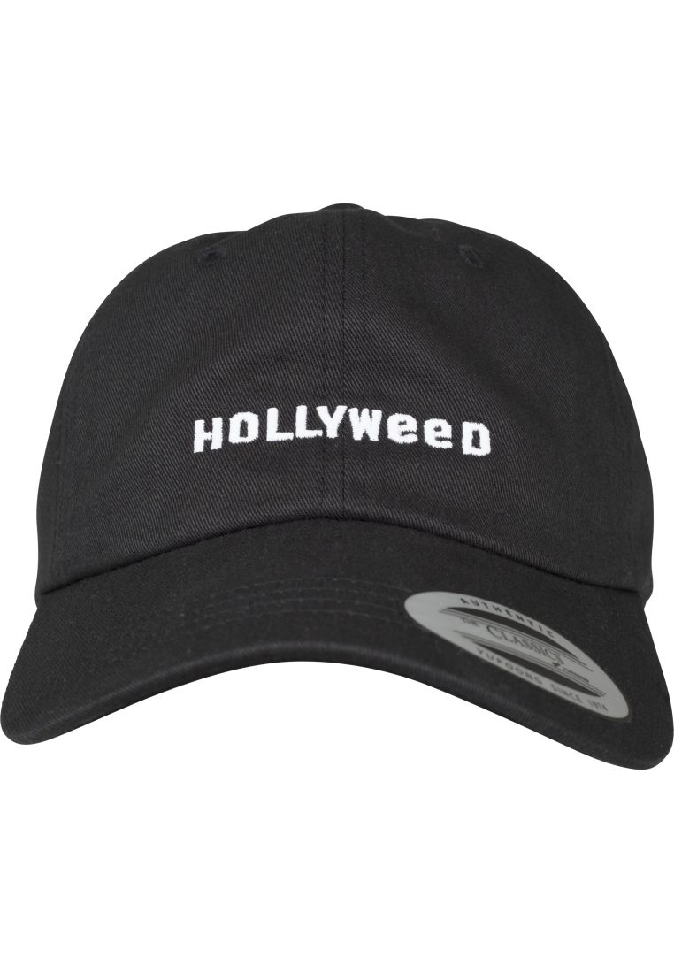 Hollyweed Dad Cap - TILAUSTUOTTEET - TTUTU005 - 1