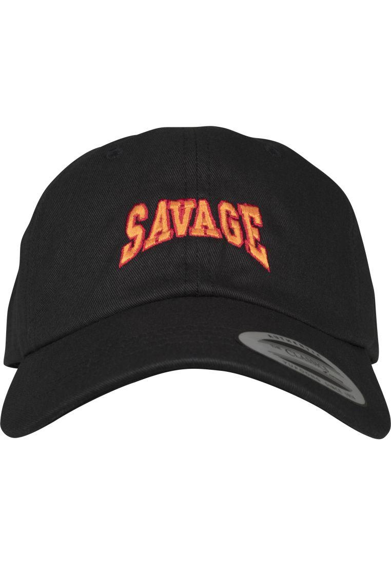Savage Dad Cap - TILAUSTUOTTEET - TTUTU013 - 1