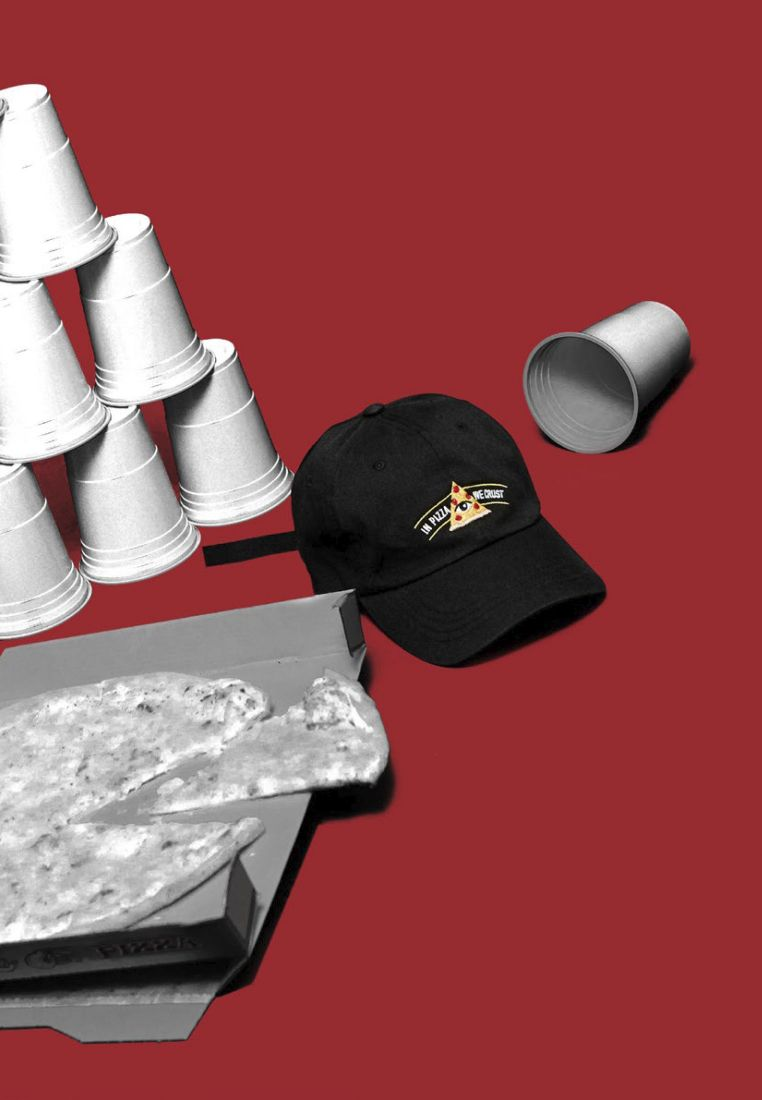 CRUST DAD CAP
