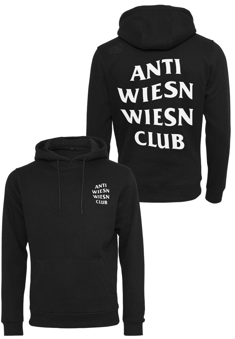 Wiesn Club Black Hoody