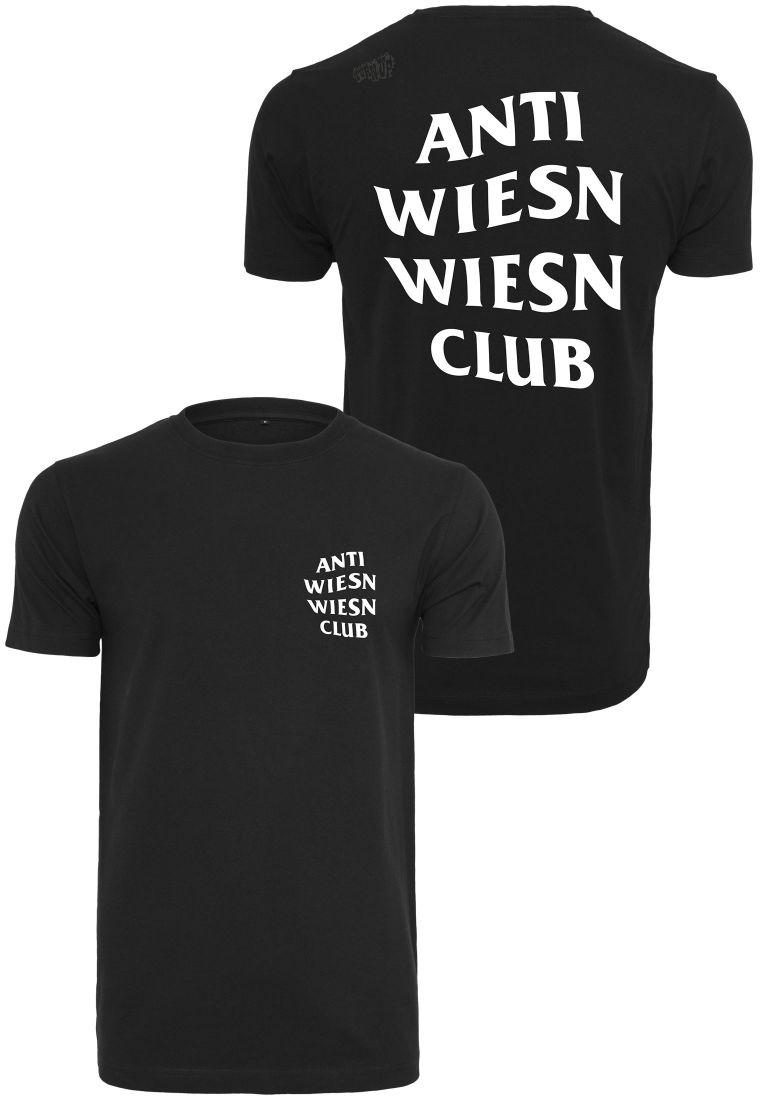 Wiesn Club Black Tee
